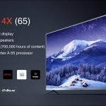 mi tv 4x