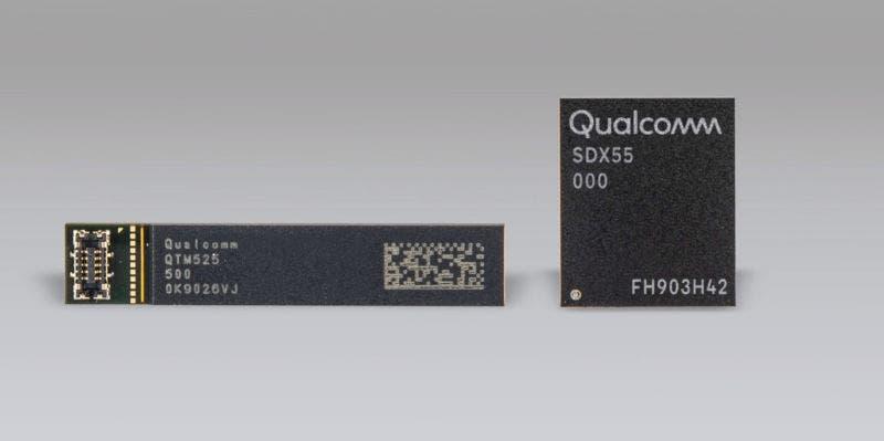 Snapdragon X55