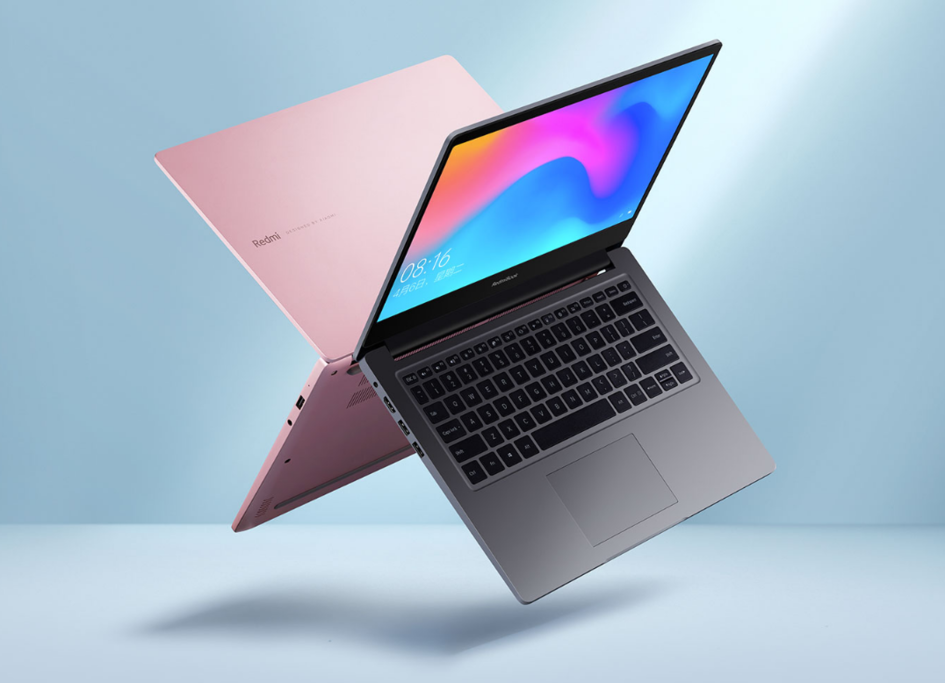 RedmiBook with AMD