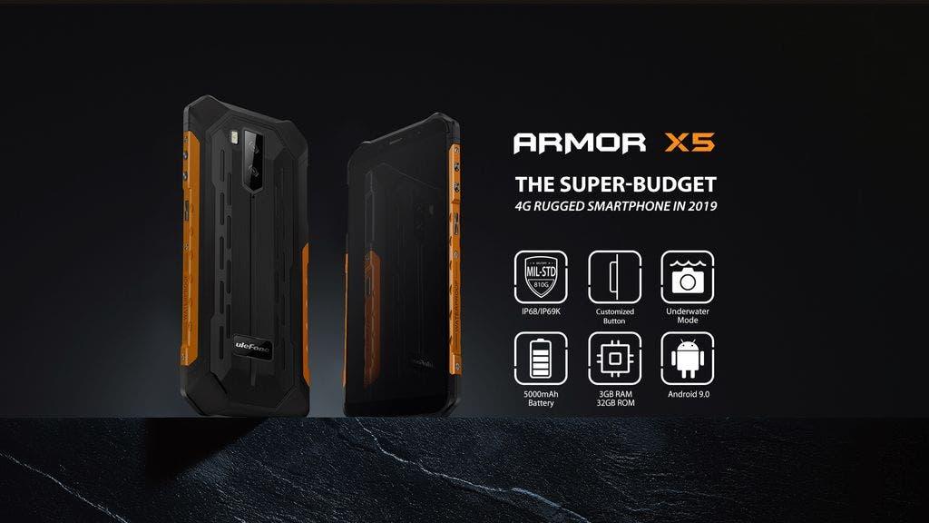 Armor X5