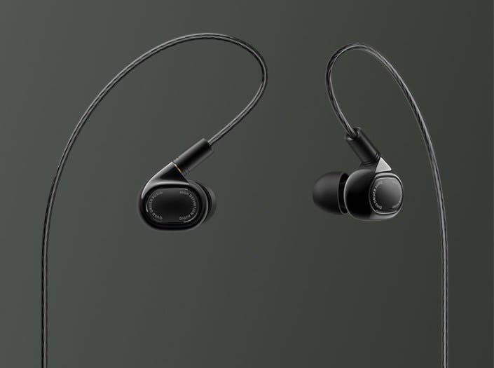 Xiaomi four-unit ring iron headphones
