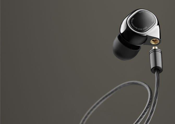 Xiaomi four-unit ring iron headphones