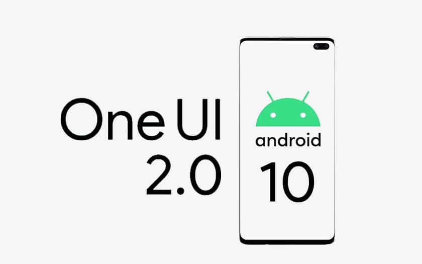 Galaxy S9 One UI 2.0 Android 10