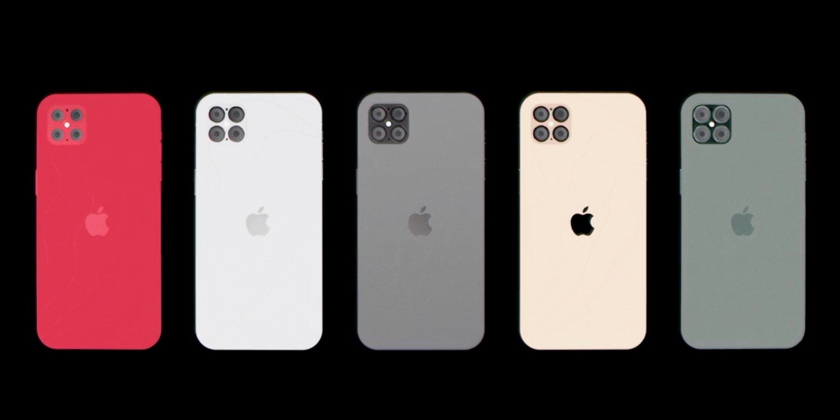 iPhone 12 Pro design will be similar to iPhone 4 ...