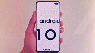 Android 10 One UI 2 Galaxy S9