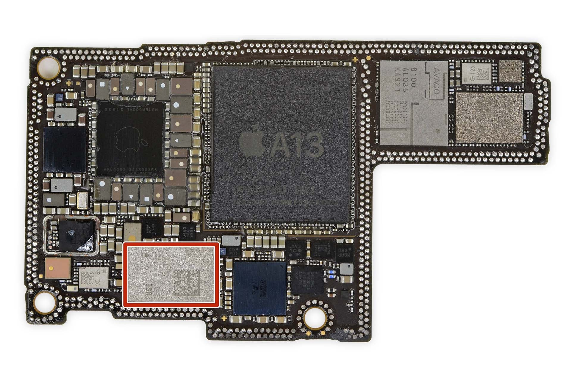 Apple U1 chip