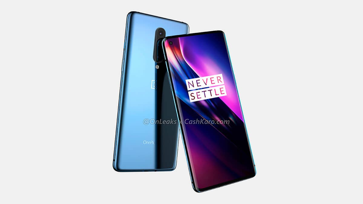 OnePlus 8, 8 Pro and 8 Lite: full specs leaked - Gizchina.com
