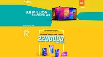 Xiaomi and Realme