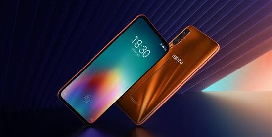 Meizu 16T Daylight Orange