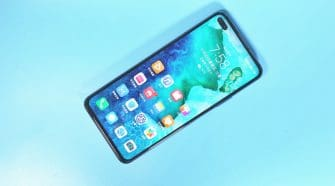 Honor V30 Pro: 5G Network Switch Test