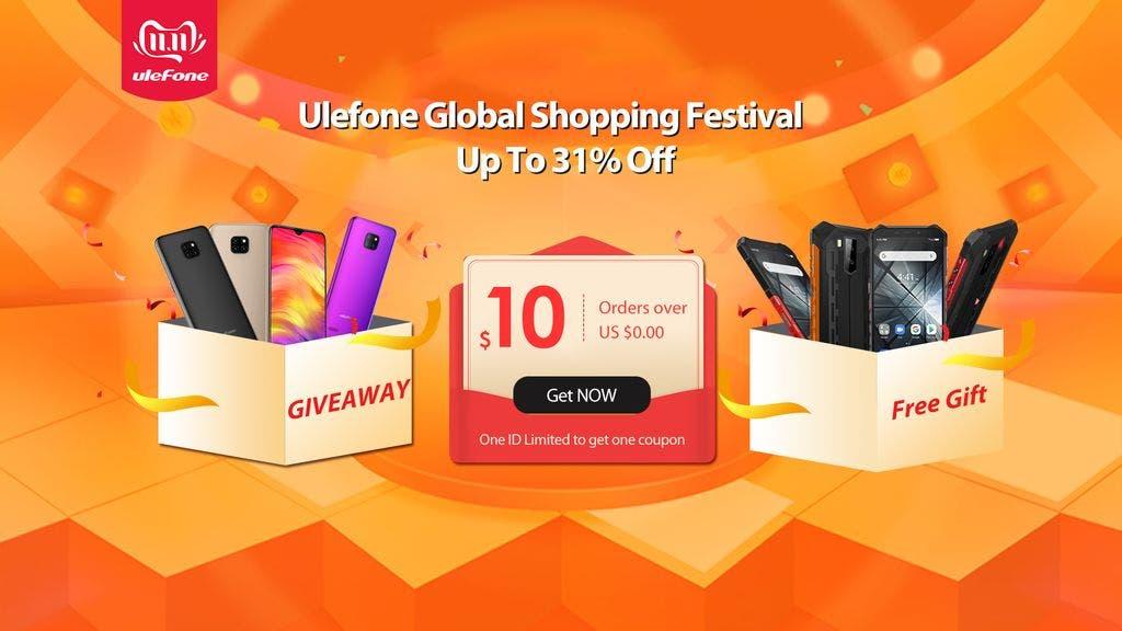 Ulefone products