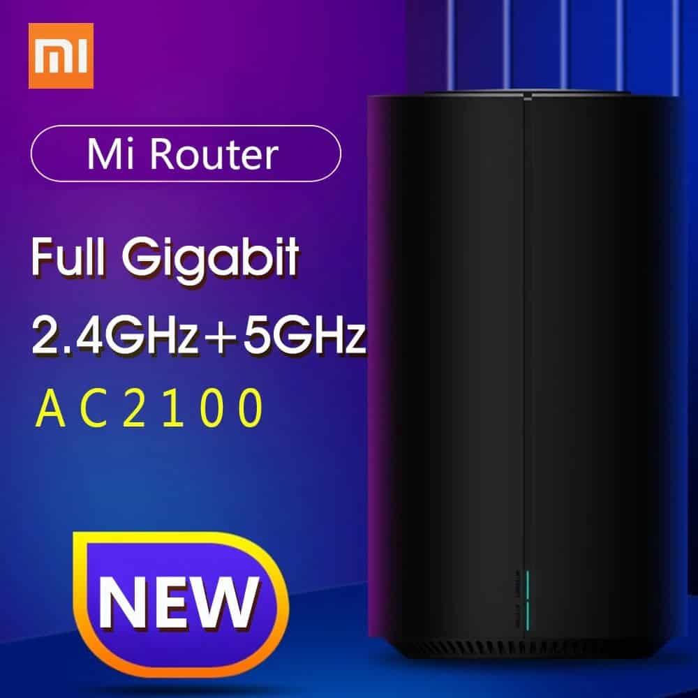 Mi Router AC2100