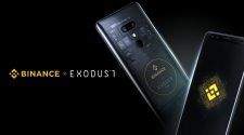 HTC Exodus 1 Binance Edition Launched for $599
