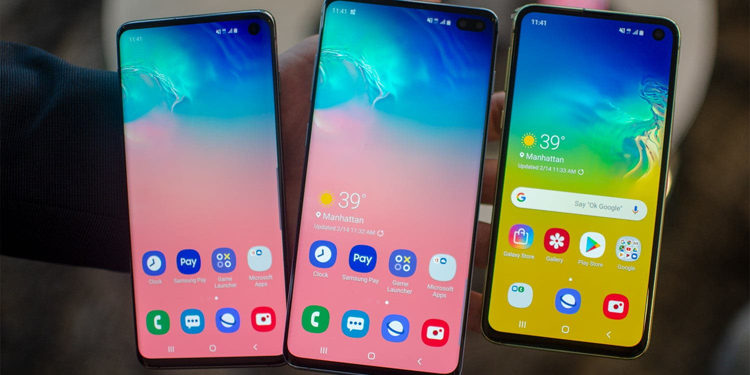 Galaxy S10 gets an update that will give it even more features of Note 10
