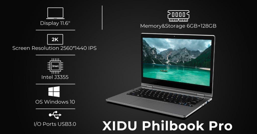 PhilBook Pro