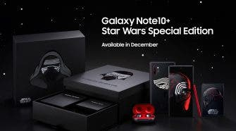 Samsung Galaxy Note 10+ Star Wars Special Edition Announced