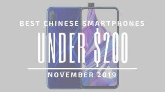 Best Chinese Phones Under $200