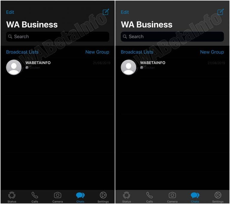 WhatsApp beta with redesigned splash screen supports muti-device