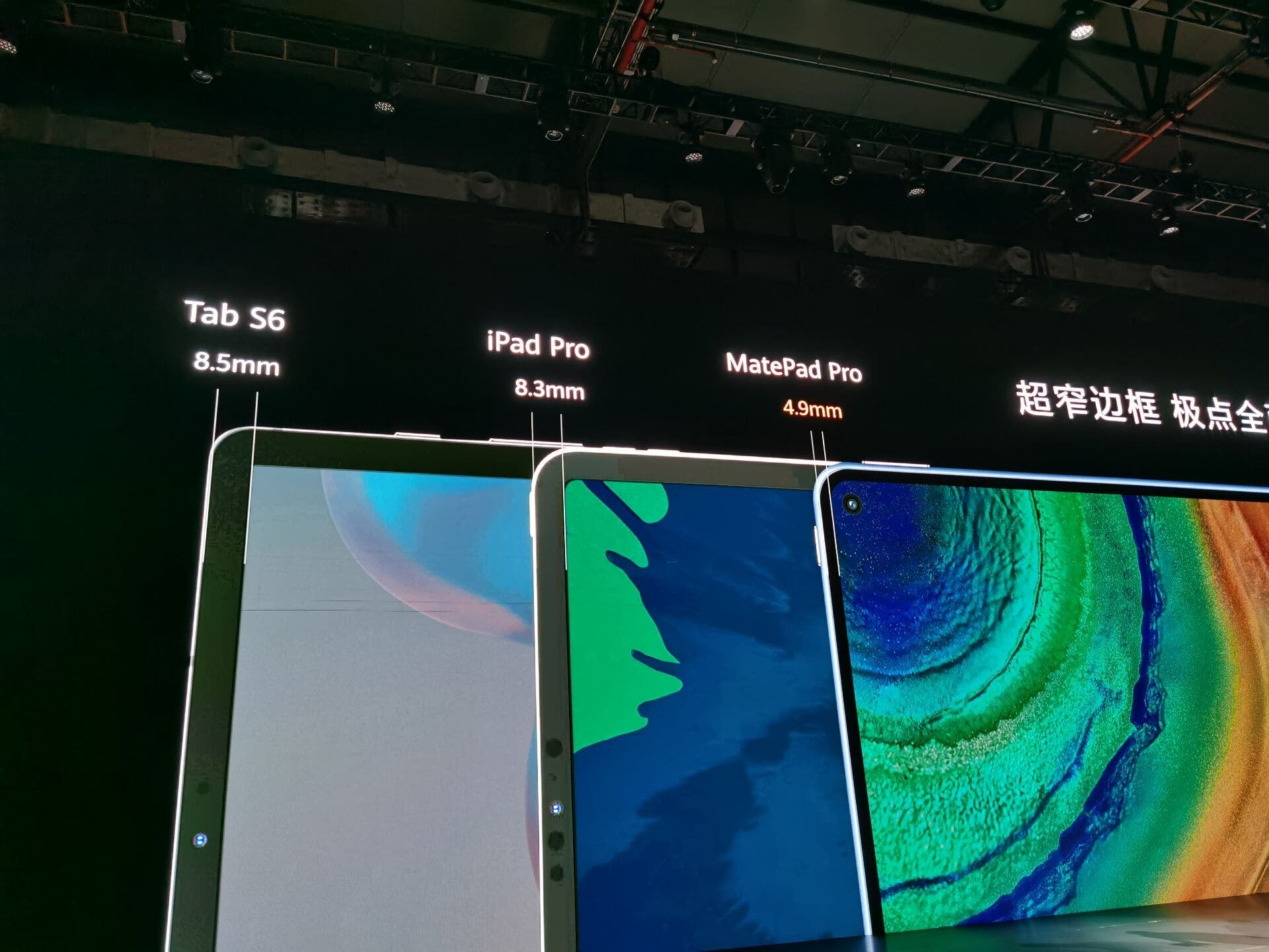 Huawei launched the MatePad Pro in China