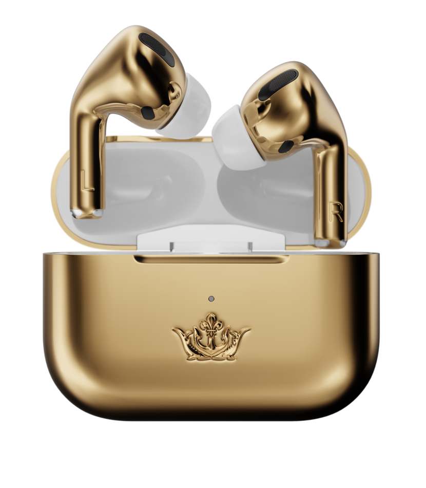 Apple AirPods Pro Gold Edition by Caviar