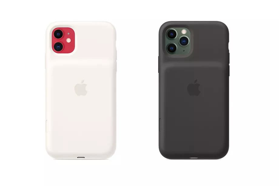 Apple Smart Battery Cases