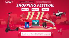 11.11 big sales