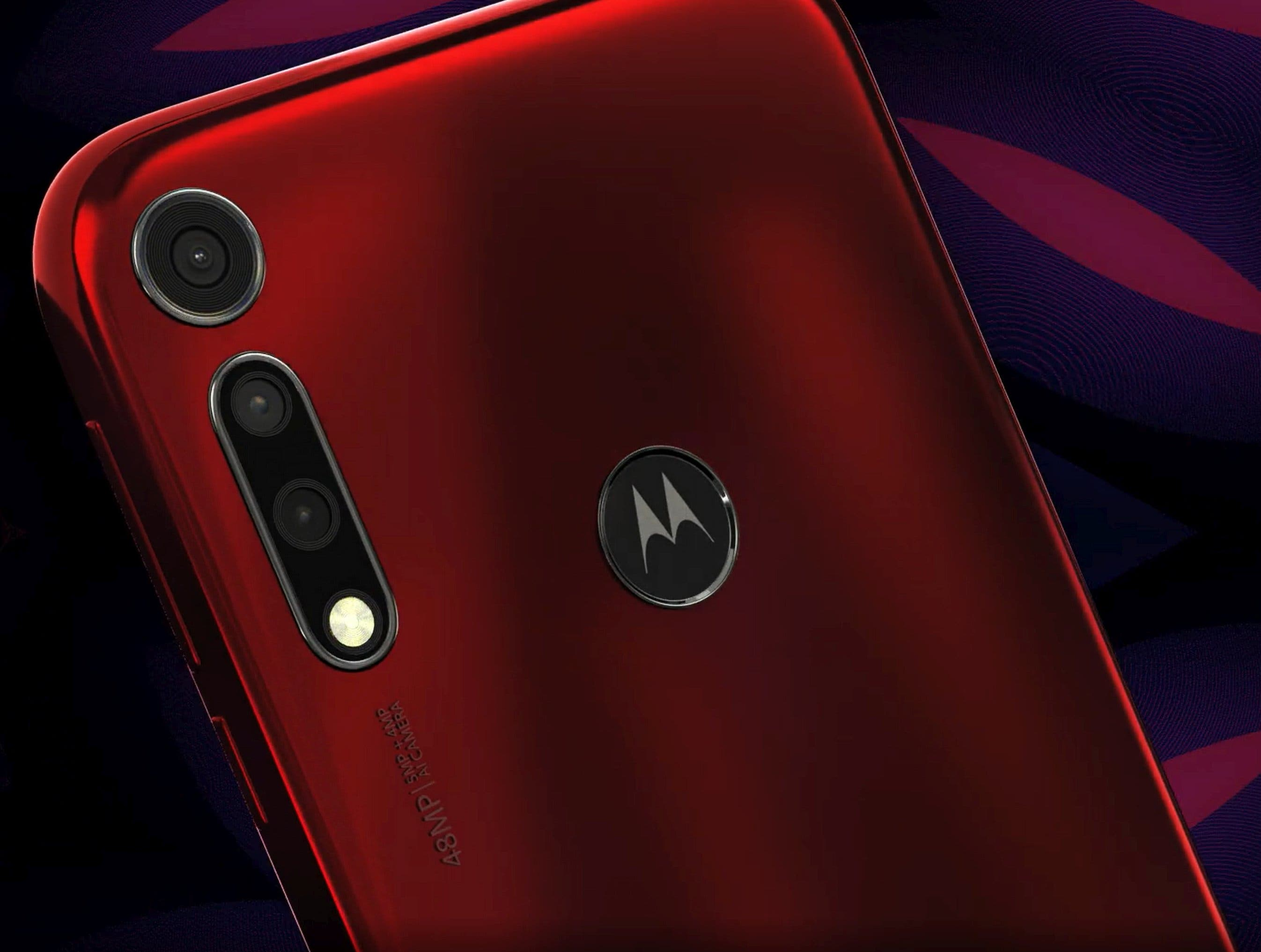 Moto G8 leak shows triple rear camera, possible release soon