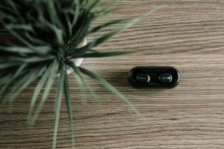 true wireless headset