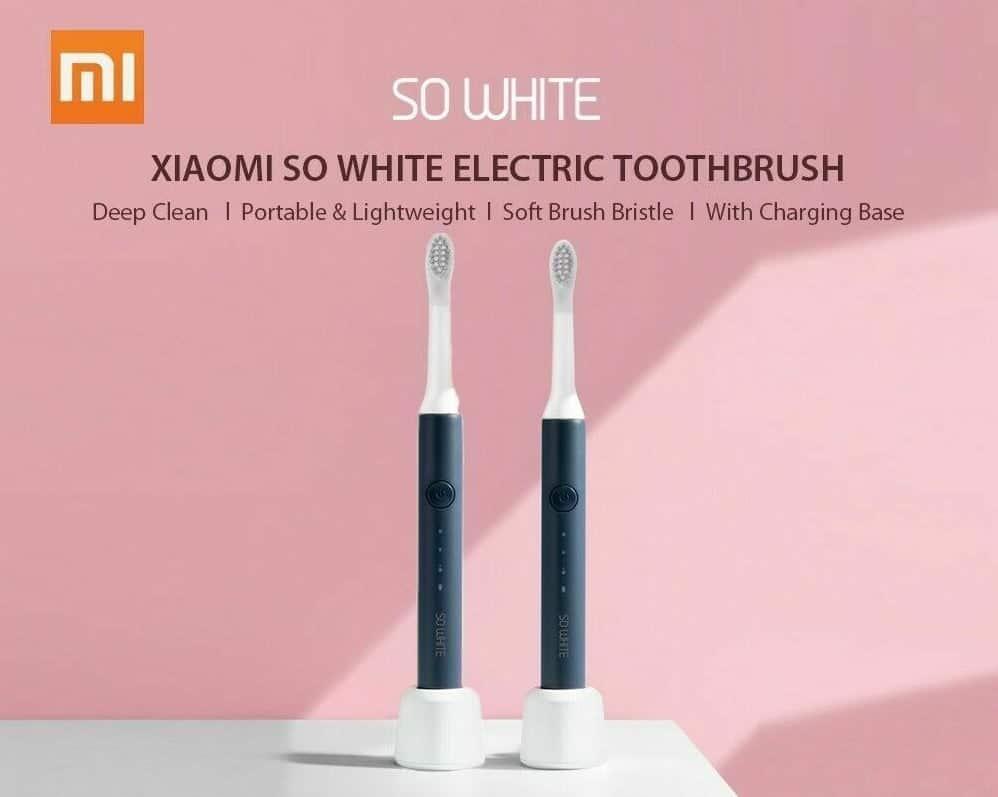 Xiaomi SO WHITE