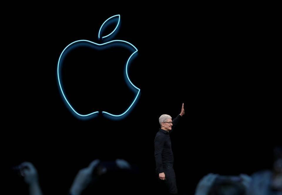 Apple's sales