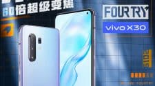 Vivo X30 Series Coming Tomorrow with Punch-Hole Camera