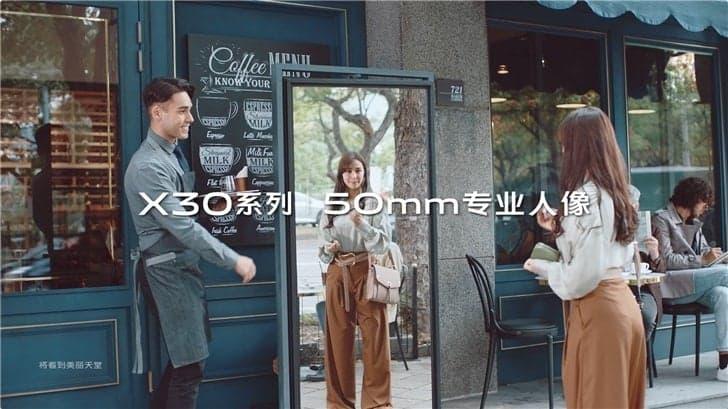 Vivo X30: Promotional Video Confirms 60X Zoom Camera & More