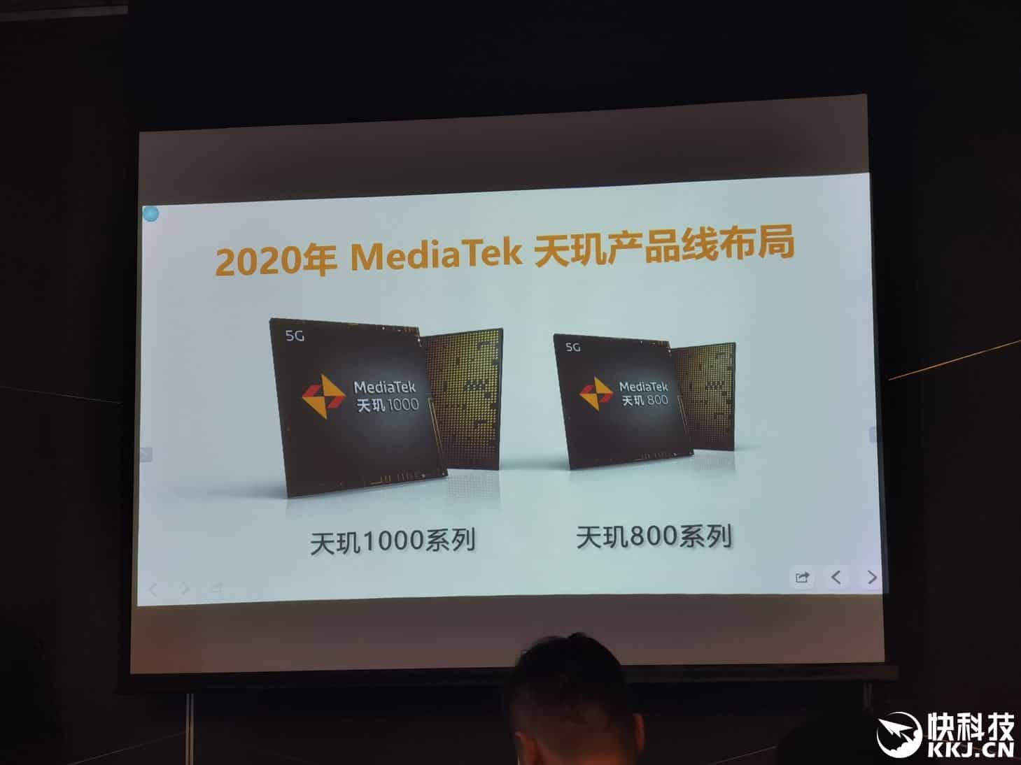 MediaTek Dimensity 800 Announced, Coming in Q2 2020
