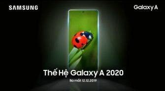 Samsung Galaxy A 2020 Series Coming on Dececember 12th