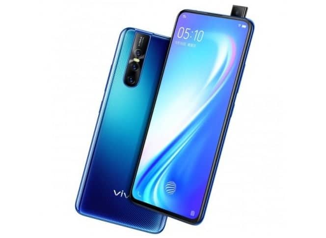 Vivo S1 Pro Coming to India in January 2020