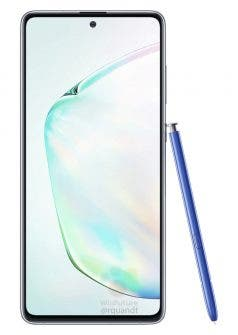 Galaxy Note 10 Lite