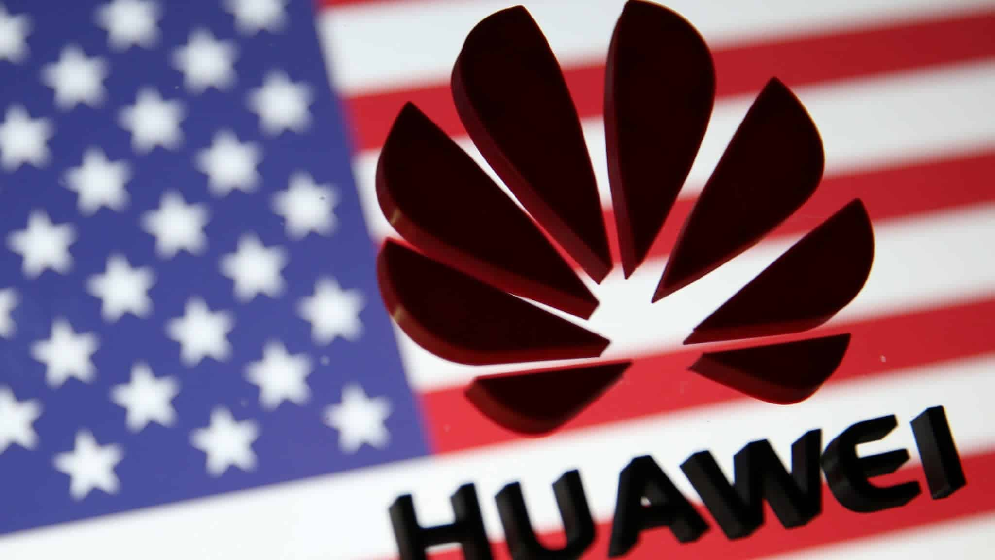 Huawei smartphones, networking equipment uses non-US components