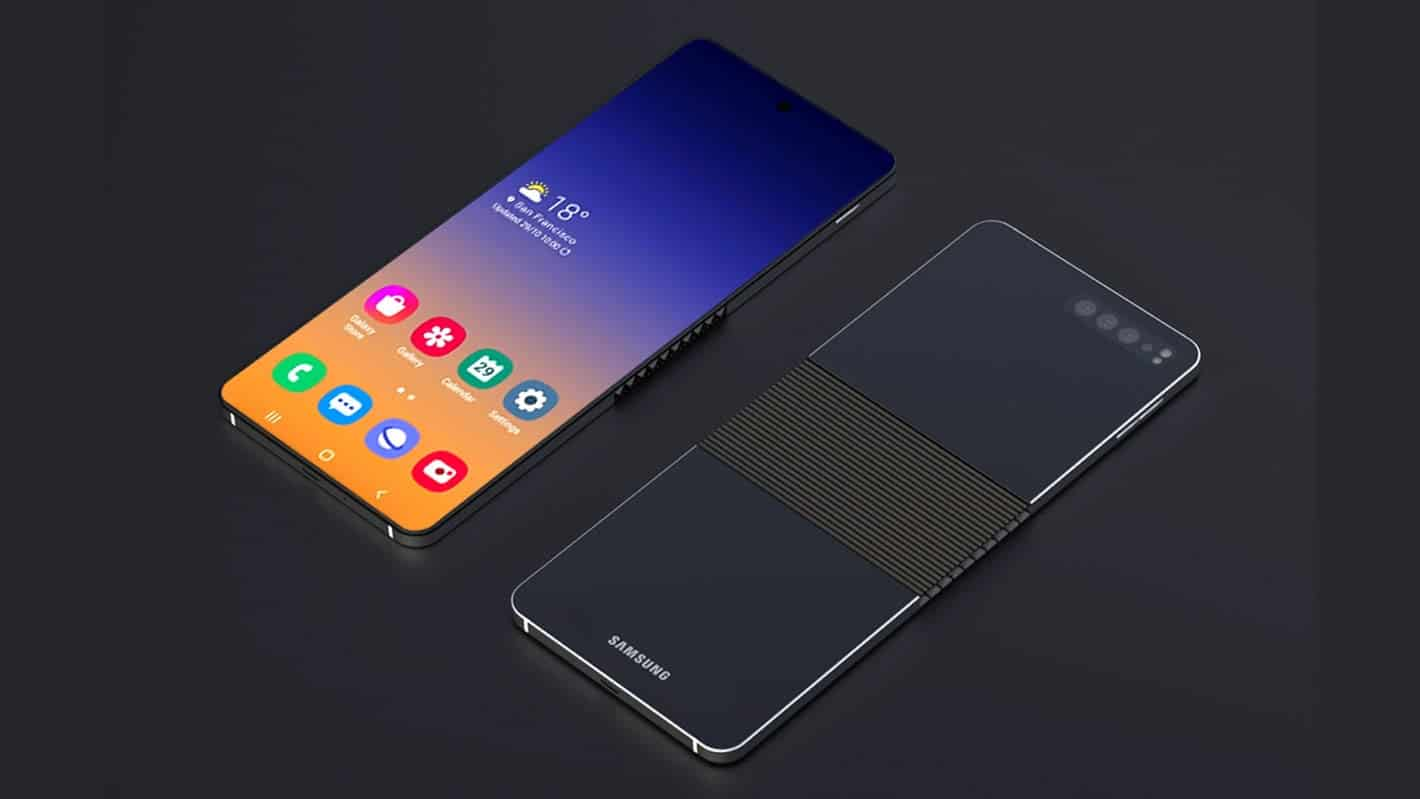 Samsung & # 39; s foldable phone 2020 costs less than $ 1000
