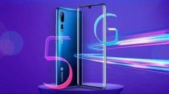 ZTE 5G phones