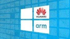 Huawei Windows 10 on ARM