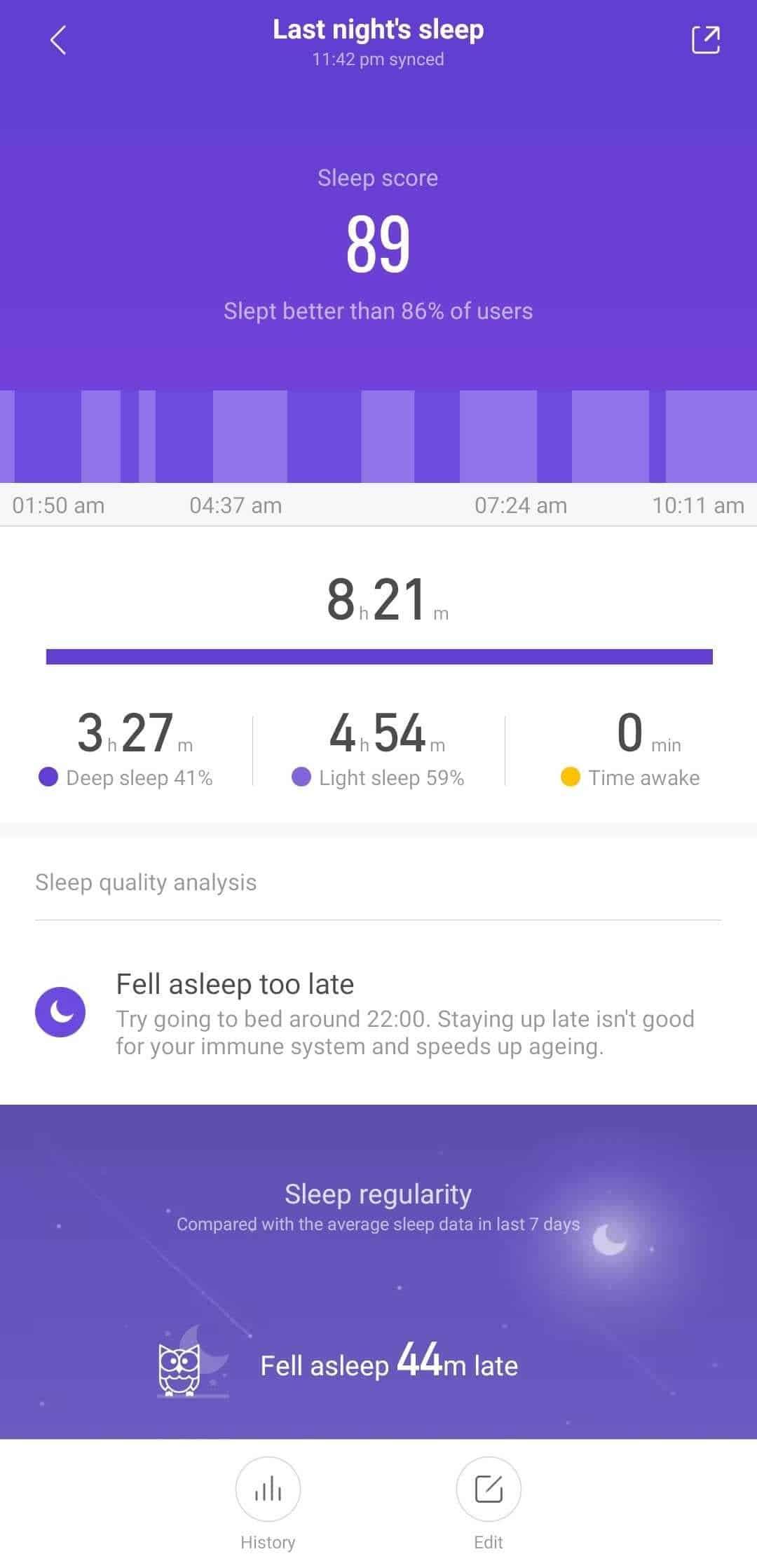 mi smart band 3i app