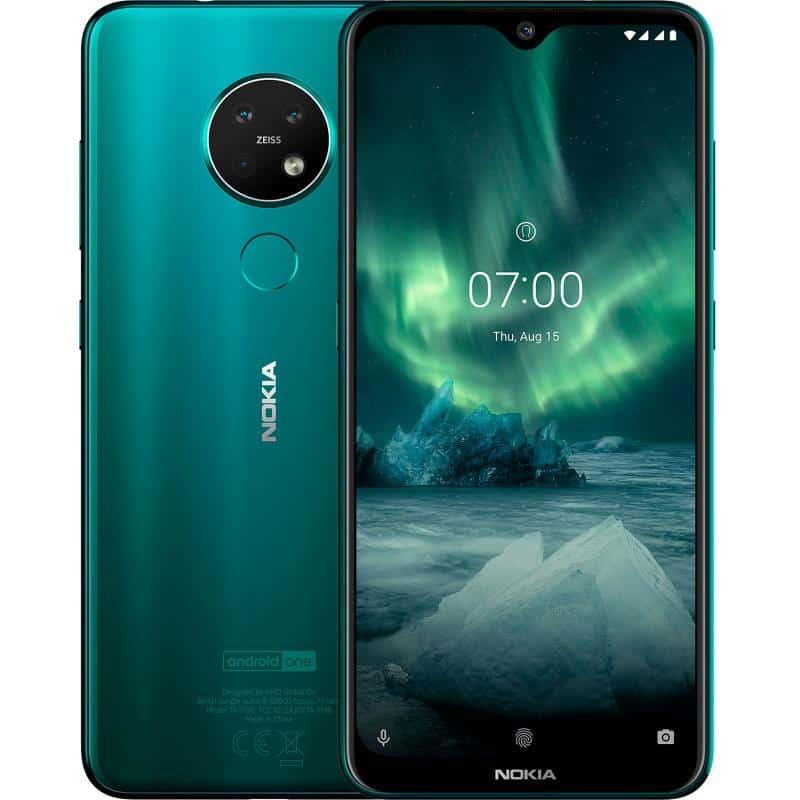 Nokia 7.2 DxOMark