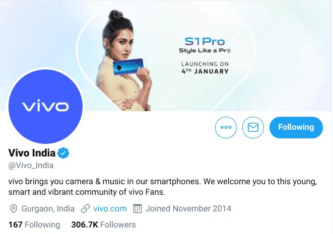 vivo s1 pro launch
