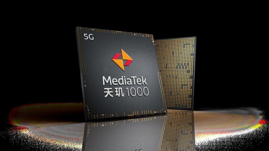 MediaTek Dimensity 1000 for 5G smartphones