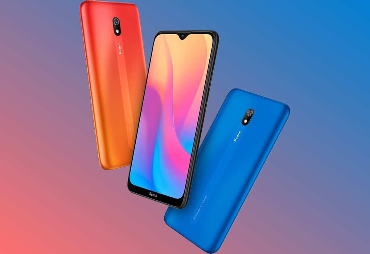 Redmi 8A MIUI 12 update