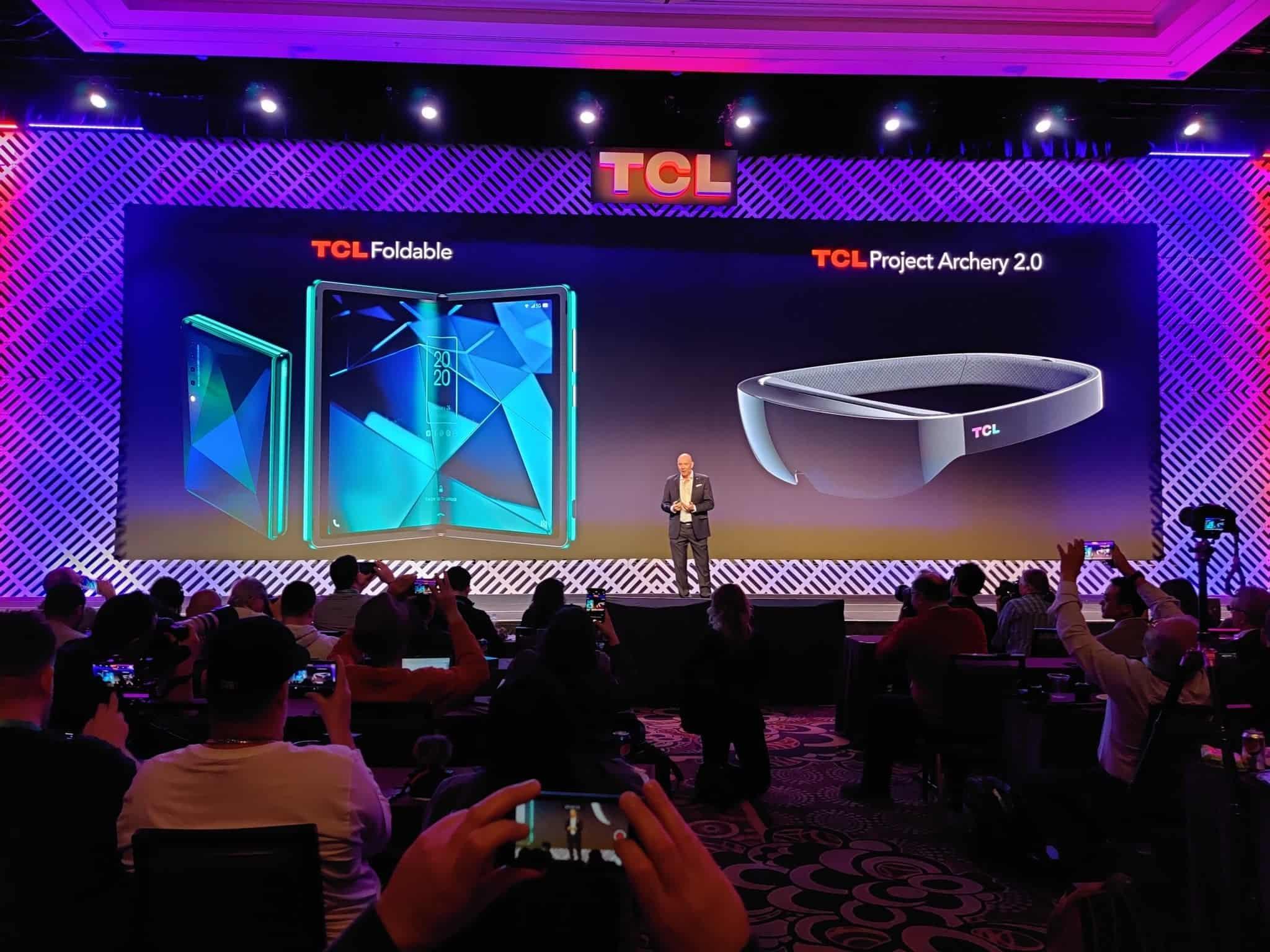 TCL Foldable