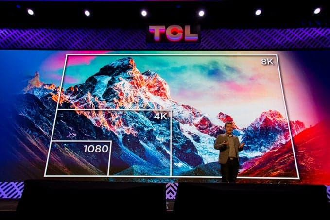 TCL Unveils Vidrian Mini-LED Technology at CES 2020
