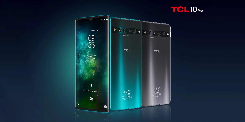 TCL 10 Series TCL 10 Pro