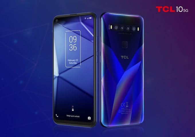 TCL 10 Series TCL 10 5G