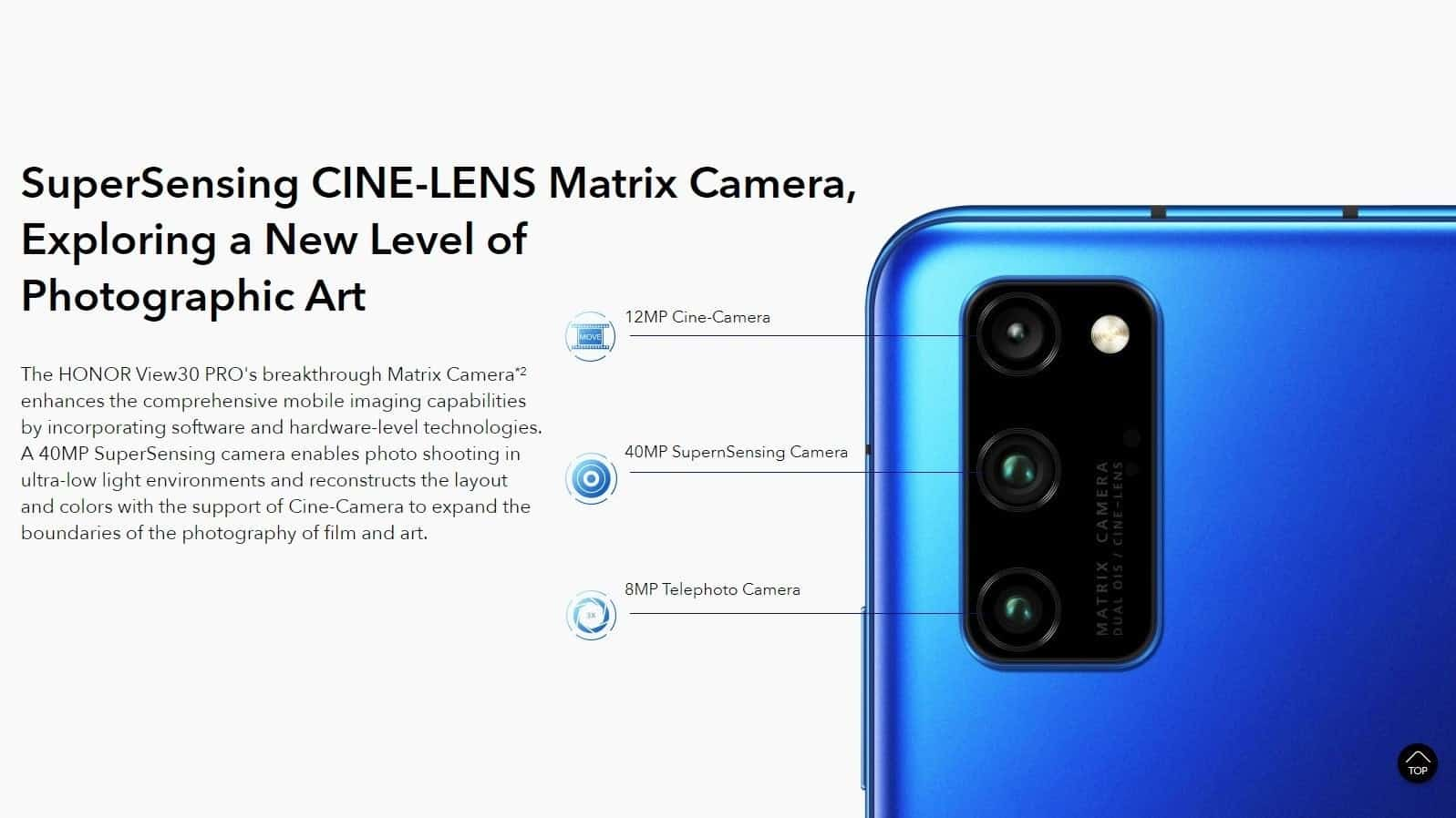 Honor 100MP